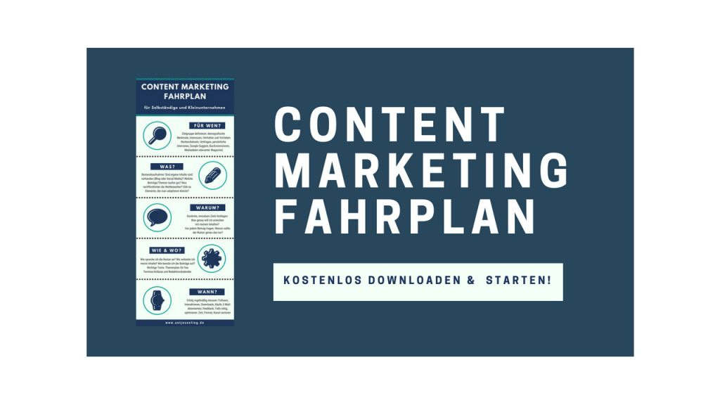 content strategie anleitung