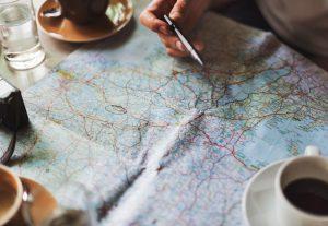 Content für die Reiseplanung